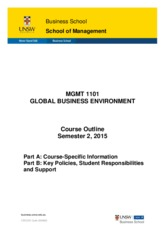 MGMT1101_Global_Business_Environment_S22015