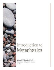 14-COGS11-F13-Metaphysics Introduction