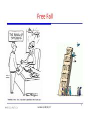 L5Note-Free fall and projectile motion-after.pdf