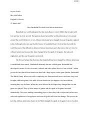 Jayvon- Evolution of basketball research paper.docx
