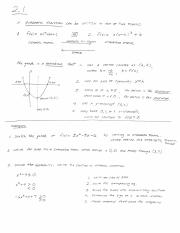 MAC 1140 : PRECALCULUS - UCF - Course Hero