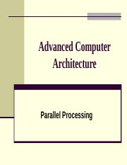 L 06 - Parallel Multiprocessing.ppt