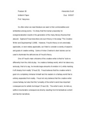 Russian 38 - Midterm Paper