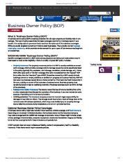 Business Owner Policy (BOP).pdf