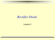 lesson 2 2009 diode introduction with activities