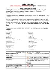 Cell Project Grading Rubric.docx