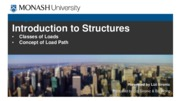 video1.1 Introuctions to loads on structures