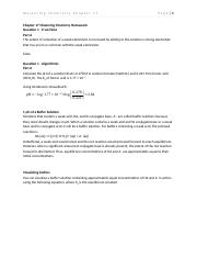 Chem 152 Chapter 17 Mastering Chemistry Homework