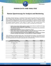 Raman Data and Analysis.pdf
