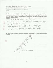 cmpsc 450 homework
