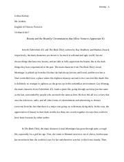 Synthesis Essay (Final)