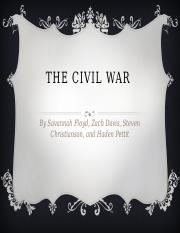 The Civil war pp.pptx