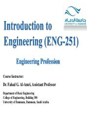Lecture 2 Professional (Fundamental of Eng)