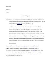 Bio2 Lab Annotated Bibliography.docx