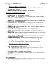 PSYCH 1101 Study Guide
