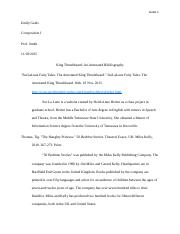 Annotated Bibliography for King Thrusbeard.docx