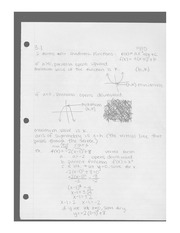 Quadratic Function Notes