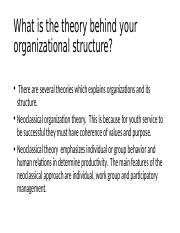 What is the theory behind your organizational structure.pptx