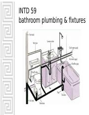 week 11-bathroom plumbing and fixtures(2).ppt