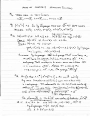 Math 411 Solutions to Chapter 7  Problems