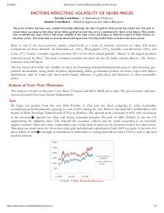 Tejas Article _ Factors Affecting Volatility of Silver Prices.pdf