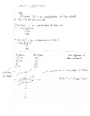 Calculus1 Notes 13 Antiderivative