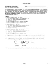 chem1211 molecular orbital diagram worksheet 2 determine whether each is. Black Bedroom Furniture Sets. Home Design Ideas