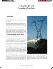 1-transmission line protection principles