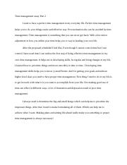 Time management essay Part 2.docx