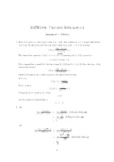 Assignment3(1804)(Solution)