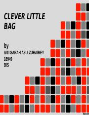 Sarah Clever Little Bag