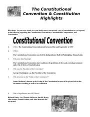 Const Conv and Constitution Activity-1.doc