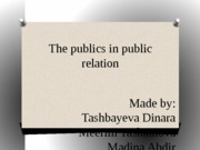 Chapter+03+The+Publics+in+Public+Relations