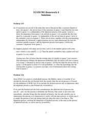 Spring 2003 Homework 4 Solution