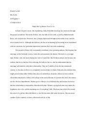 The Awakening Essay