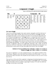18-Assignment-3-Boggle