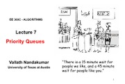 360C Lect 7 Priority Queues_Notes