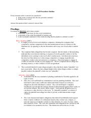 Civil Procedure Outline.docx