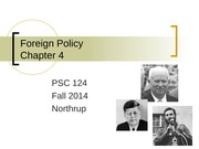 IR Chapter 4 Fall 2014 student