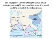 Chapter 21 - General Zheng He's Voyages under Ming Dynasty