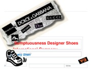 INT335-Sumptuousness Designer Shoes International Company
