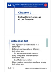 aeghbal_Chapter 2 Instructions Language of the Computer (1)