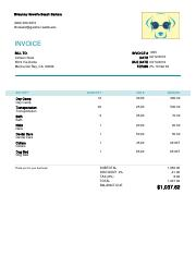 24-Brieanna Howell Invoice 1055 Colleen Stark.pdf