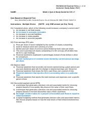 Week 1 Quiz-Study Guide_Ch 1 - 7 QUIZ Answers.docx