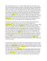 George mason essay