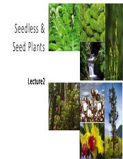 BIOL 219 2 Seed & Seedless Plants.pdf