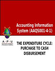 AIS-Chap8-Expenditure-cycle.ppt