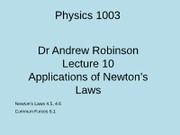 phys1003_W2011_lecture10