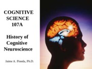 1-History of Cognitive Neuroscience(1)