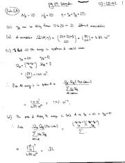 Thermal Physics Solutions CH 3 pg 2